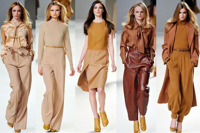 I LOVE the color Camel: Always a Classic