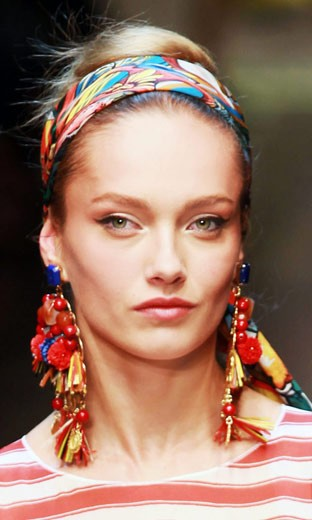 2013 Spring Accessories, Dolce & Gabbana Gypsy