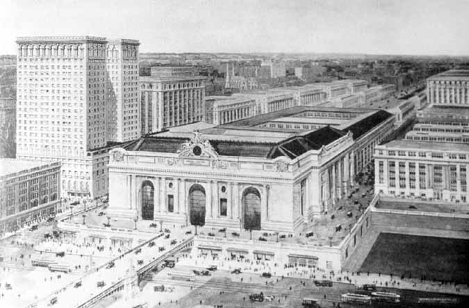 Happy Anniversary Grand Central Station Style Wise Trend