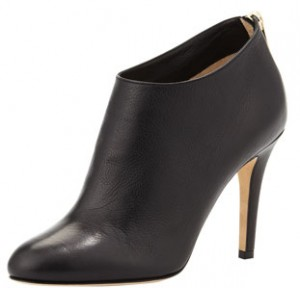 Jimmy CHoo ankle boot black, $850