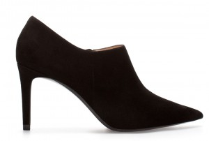Zara ankle boot black, $99