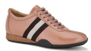 2014 Bally patent sneaker $395