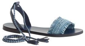 J. Crew Raffia sandals 128