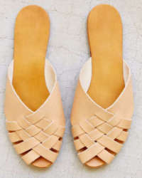 Urban outfitters basket weave sandal now $29
