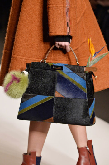Fall 2015 Accessories CR Picks - Fendi Bag