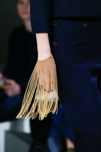 Fall 2015 Accessories - CR Picks - Fringe Nina Ricci