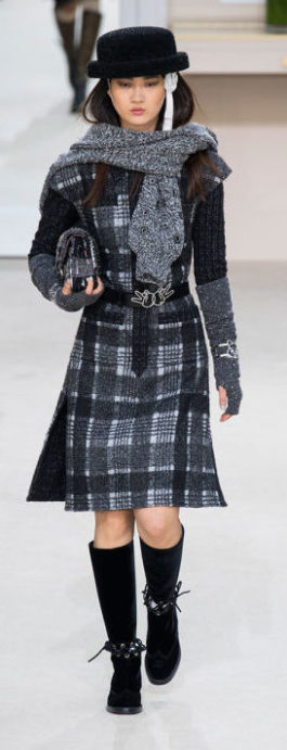 Fall 2016 Tartans Chanel