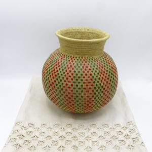 Werregue Palm Fiber Vessel
