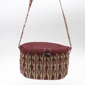 Werregue Fiber Bucket Bag