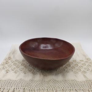 Wood Potpourri Bowl